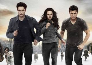 The end of the Twilight' saga
