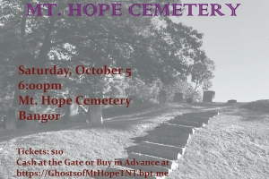 True North Theatre presents 'Ghosts of Mt. Hope Cemetery'