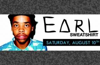 Earl Sweatshirt to perform at KahBang 2013