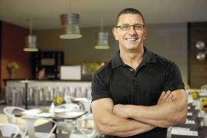 "Chef and fitness guru Robert Irvine: ""Eat more"""