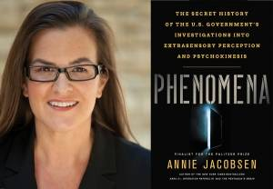 Psychics, the CIA and more – 'Phenomena'