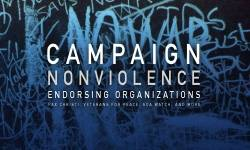 End violence together: rally and march to build a culture of peace