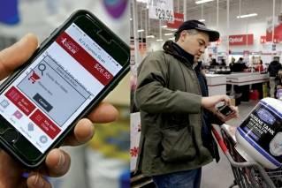 Stores make push in scan and go tech