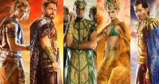 Gods of Egypt' a disaster of mythic proportions