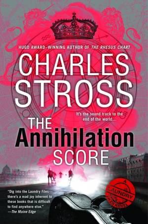 Violins and violence – 'The Annihilation Score'