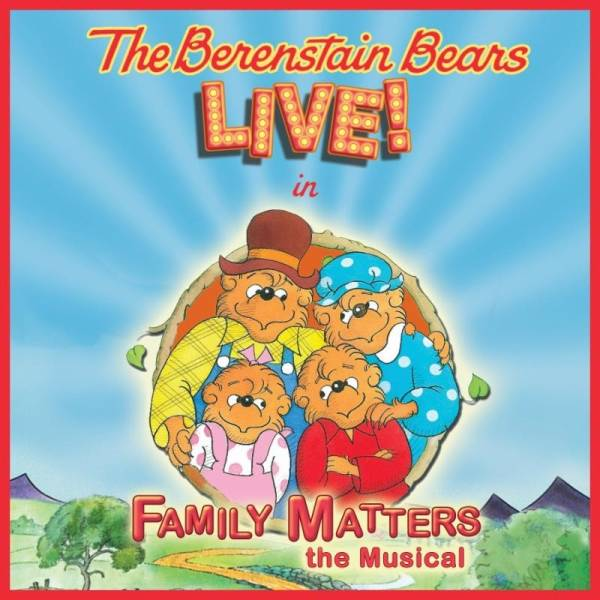 Berenstain Bears Live at the Collins Center