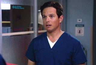 Scott Wolf on NBC's 'The Night Shift'