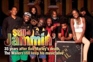 Still Jammin' - The Wailers are comin' to town!