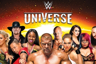 Weekly Time Waster - 'WWE Universe'