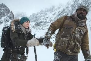 'The Mountain Between Us' more of a molehill