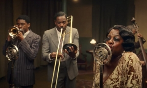 Netflix's 'Ma Rainey's Black Bottom' sings the blues