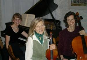 Highlands Classical Trio embarks on spring tour