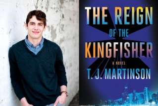 'The Reign of the Kingfisher' a super read
