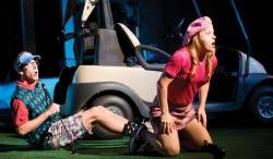 Full-swing farce – 'The Fox on the Fairway'