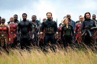'Avengers: Infinity War' fights the good fight