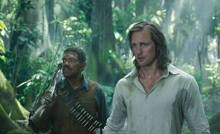 Me Tarzan, you lame - 'The Legend of Tarzan'