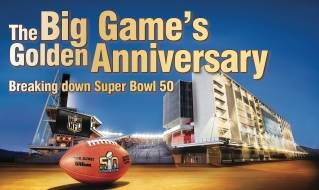The Big Game's golden anniversary