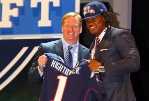 Jones, Hightower highlight Patriots draft