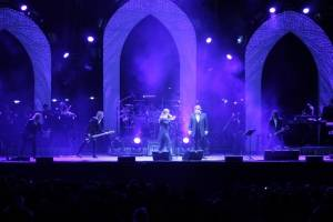Trans-Siberian Orchestra rocks the Waterfront