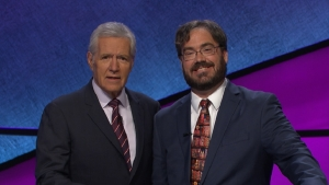 Edge editor to appear on 'Jeopardy!'