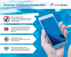 Tips on protecting your smartphone in the summertime