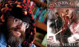 Jim C Hines Revisionary