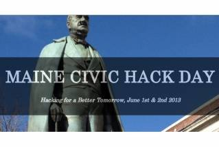 Maine Civic Hack Day comes to Bangor, Portland