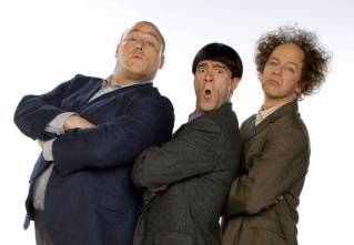 'The Three Stooges' surprisingly fun