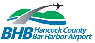 Ribbon cutting at the newly expanded Hancock County Bar Harbor Airport