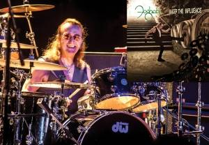 Foghat drummer Roger Earl at a performance in 2013.