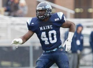 UMaine player selected in CFL draft