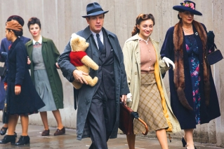 The gentle nostalgia of 'Christopher Robin'