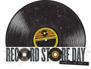 Record Store Day is coming!
