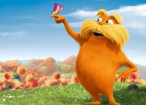 Dr. Seuss saves the Earth  The Lorax'