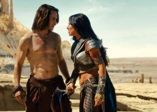 'John Carter' just misses