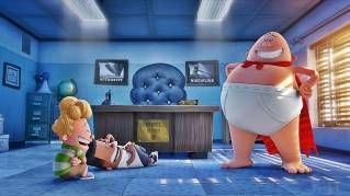 'Captain Underpants' offers brief(s) animated fun