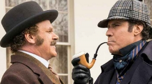 'Holmes & Watson' doesn't have a clue