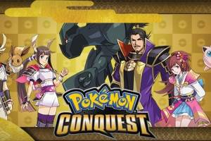 Pokemon Conquest' doesn't let you skip battle animations