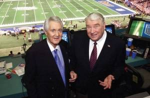 Summerall remembered as 'Voice of the NFL'