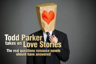 Todd Parker takes on literary love stories