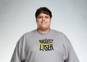 'The Biggest Loser' contestant Issac 'Chism' Cornelison