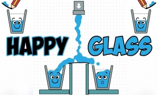 Weekly Time Waster - 'Happy Glass'