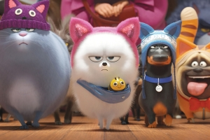 Animal farce – 'The Secret Life of Pets 2'
