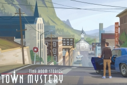 Weekly Time Waster - 'Tiny Room Stories: Town Mystery'