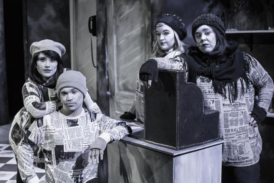 Some Theatre Company's 'Little Shop of Horrors' a unique
