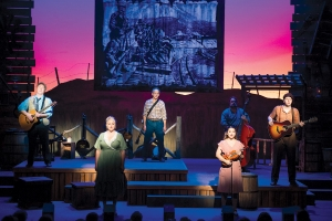This show kills fascists – 'Woody Guthrie's American Song'