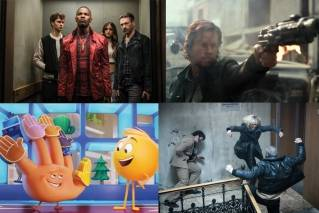 The best (and worst) at the movies - 2017's film highlights and lowlights