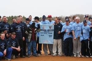 Blue on Blue Softball tournament returns