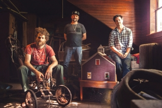 "Indie roots jam band Dispatch (L to R: Chad Stokes, Brad Corrigan, Pete Heimbold) is set to rock Thompson's Point in Portland, Saturday, July 20, as part of the group's Summer Stops 2019 tour. This will be the band's only headlining New England date this year. ""The outdoor vibe is pretty conducive to the Dispatch sound,"" co-founding member Chad Stokes tells The Maine Edge. ""They're down to earth and casual in the best way up in Maine. It's a good feeling when we're there."""