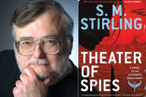 'Theater of Spies' offers alternate history thrills